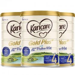 Karicare 可瑞康金装4段 (3罐直邮包邮)必须提供身份证号码