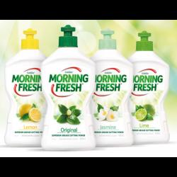 Morning Fresh 环保浓缩洗洁精 400ml  味道随机发