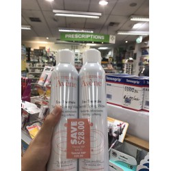 Avene 雅漾舒护活泉水喷雾300ml套装 (2瓶)  舒缓敏感保湿补水爽肤水