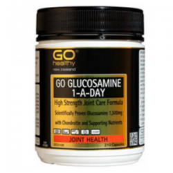 Go healthy 高之源 葡萄糖胺维骨力 关节灵胶囊 保护关节 210粒
