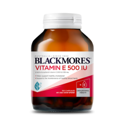 Blackmores 天然维生素E 500IU 150粒 养颜抗氧化