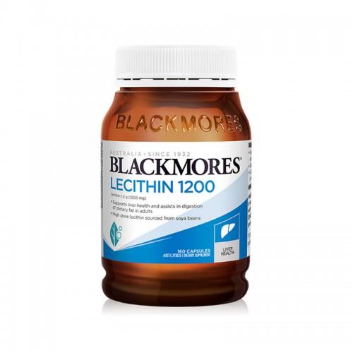 Blackmores 卵磷脂 1200mg 160粒