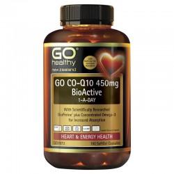 Go Healthy 高之源 辅酶Q10 450mg 100粒