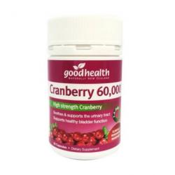 Good Health 好健康 蔓越莓 50粒