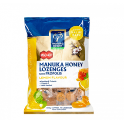 Manuka Health 蜜纽康 蜂胶糖柠檬味 500g  (MGO400+)