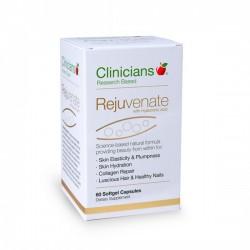 Clinicians 科立纯 活肤素 胶原蛋白片含玻尿酸 60粒