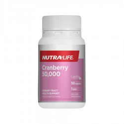 Nutralife 纽乐 高含量 蔓越莓 50000mg 50粒