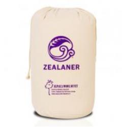 【一件包邮】Zealaner 姿兰 新西兰优质羊驼毛King  Size 210cmx240cm 2.8kg  被子 保暖透气,轻盈不压被