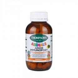 THOMPSON'S 汤普森 儿童综合免疫配方 90片