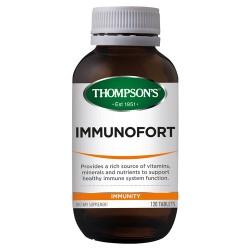 THOMPSON'S 汤普森 成人免疫片120粒