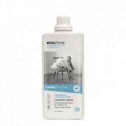 【一瓶包邮】ecostore 纯天然植物配方洗衣液 1L  无香型零刺激 ultra sensitive
